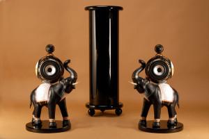 Kézműves design hangfal