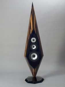 Luxus kivitelű design hangfal